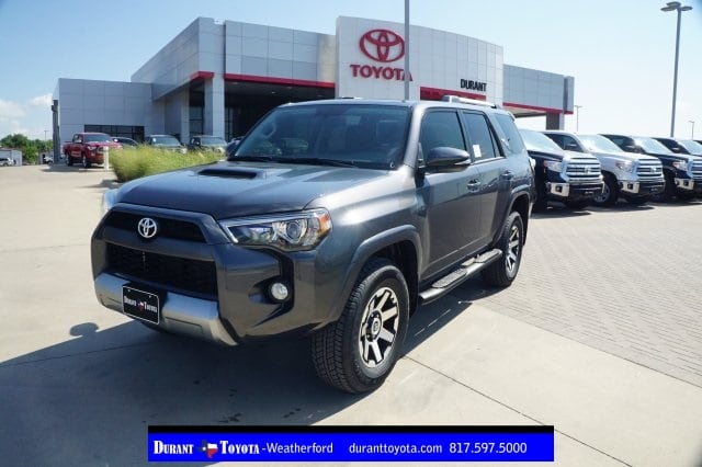 New Toyota Trd Off Road Premium Suv Jerry