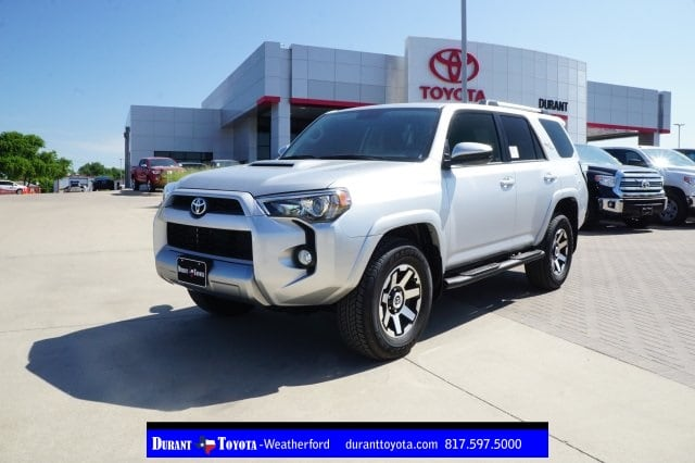 New Toyota Trd Off Road Suv Jerry Durant
