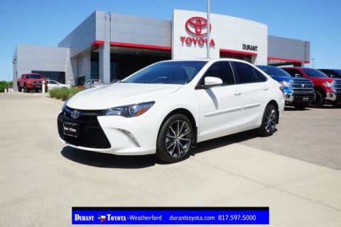 new 2017 toyota camry xse sedan hu355868 jerry durant auto group. Black Bedroom Furniture Sets. Home Design Ideas